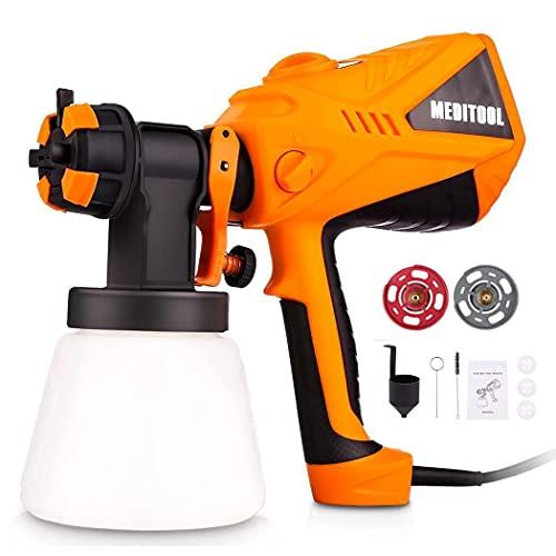 600w Electric Spray Gun Paint Sprayer, Home Spray...