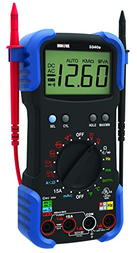 INNOVA 3340 Professional Automotive Digital...