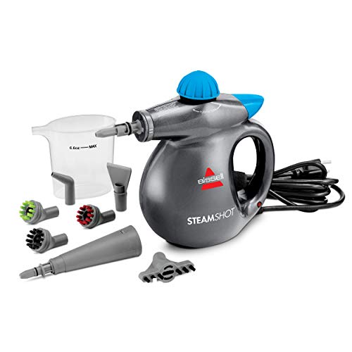 BISSELL SteamShot Hard Surface Steam Cleaner with...