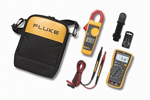 Fluke 117/323 Kit Multimeter and Clamp Meter...