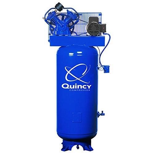 Quincy QT-54 Splash Lubricated Reciprocating Air...