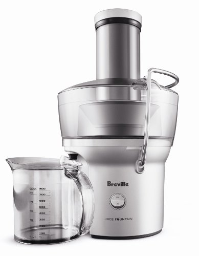 Breville BJE200XL Juice Fountain Compact...