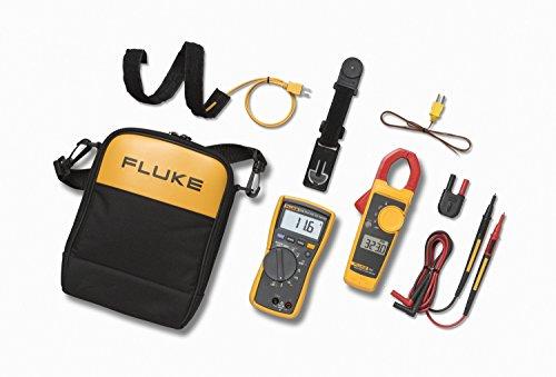 Fluke 116/323 HVAC Multimeter and Clamp Meter...