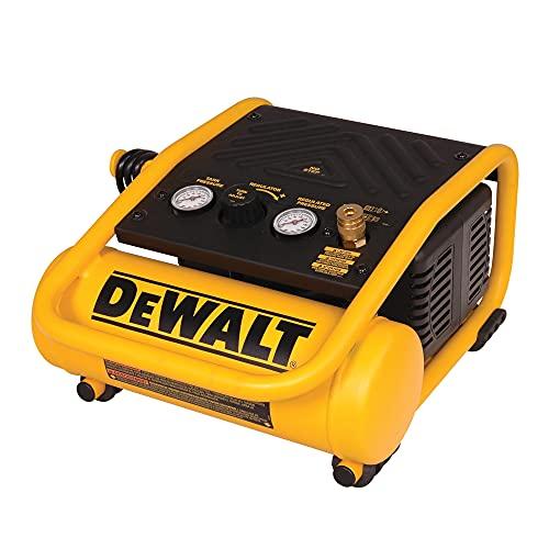 DEWALT Air Compressor, 135-PSI Max, 1 Gallon...