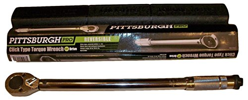 Pittsburgh Pro 239 Professional Drive Click Stop...