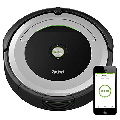 iRobot Roomba 690 Robot Vacuum-Wi-Fi Connectivity,...