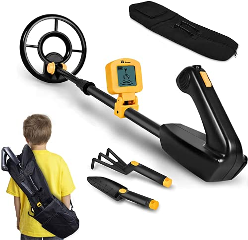 RM RICOMAX Metal Detector for Kids - 7.4 Inch...