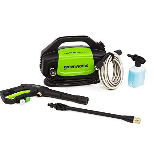 Greenworks 1500 PSI 1.2 GPM Electric Pressure...