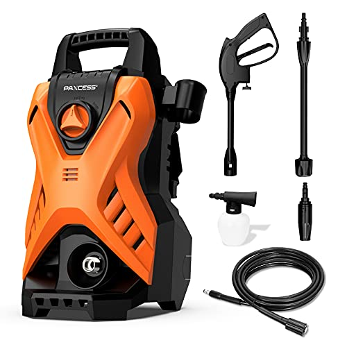 Paxcess Portable Pressure Car Washer, 1750 PSI...