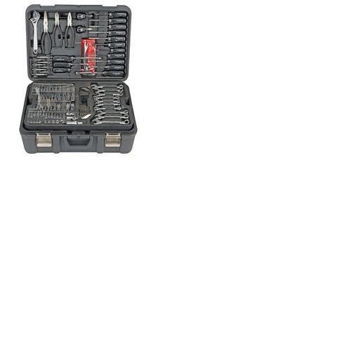 Professional 301 Piece Mechanic's Tool Kit SAE and...