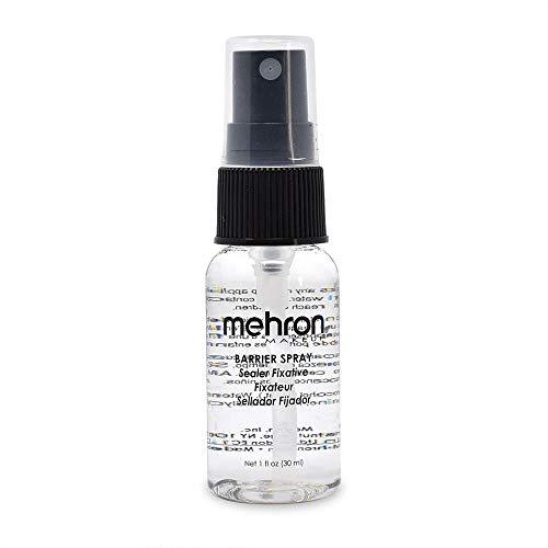 Mehron Barrier Spray - Makeup Sealer and Setting...