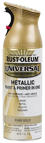 Rust-Oleum Pure Gold 245221 Universal All Surface...