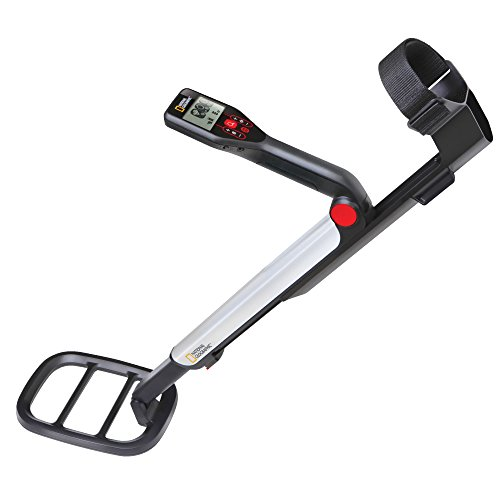 NATIONAL GEOGRAPHIC PRO Series Metal Detector -...