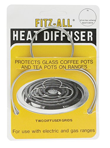 Fitz-All Heat Diffusers For Use On Ranges To...
