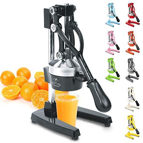 Zulay Professional Citrus Juicer - Manual Citrus...