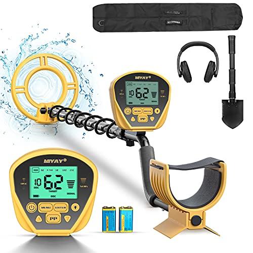 Metal Detector, Lightweight Adjustable Metal...