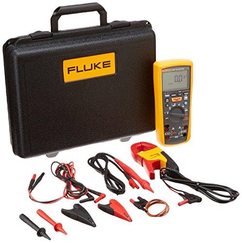 Fluke 1587/I400 FC 2-In-1 Insulation Multimeter...
