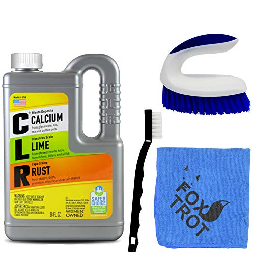 CLR Complete Cleaning Kit, Calcium Lime and Rust...