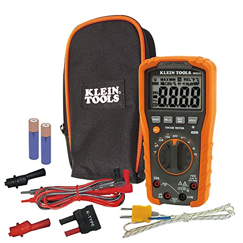 Klein Tools MM600 HVAC Multimeter, Digital...