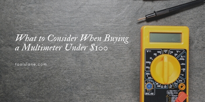 Best Value Multimeter Buying Guide