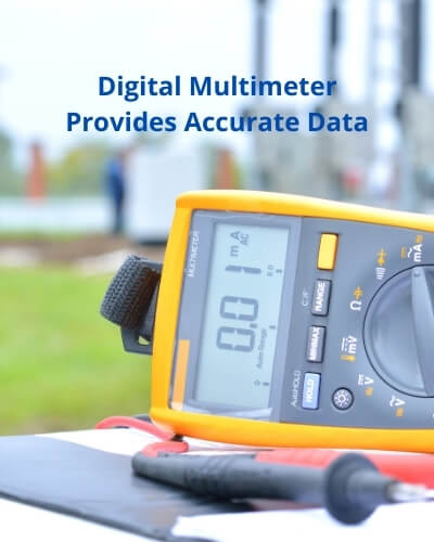 Get Accurate Data with Digital Multimeter